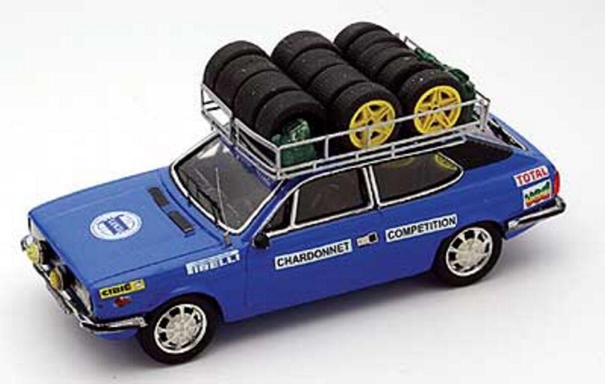 Kit Lancia Beta HPE Assistenza Chardonnet Rally Montecarlo 1980  Arena kit