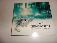 Cd  Sensation - the Ocean of White - Germany 2009 von Various (2010) - Doppel-CD
