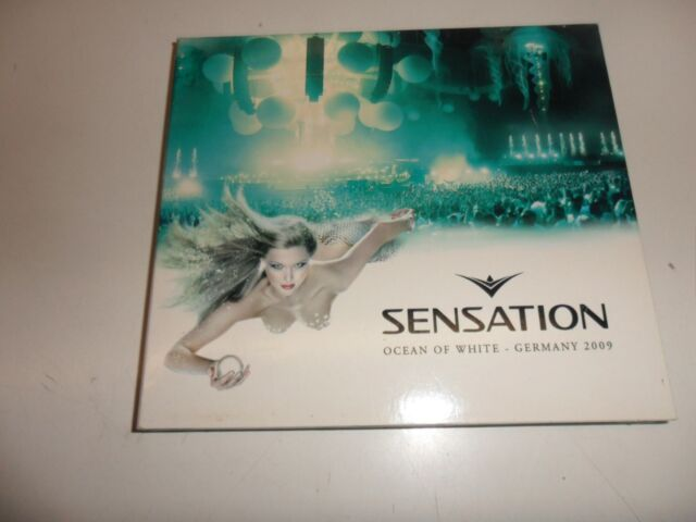 CD Sensation-The Ocean of White-Germany 2009 de Various (2010) - DOUBLE CD