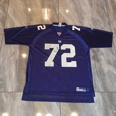 New York Giants Osi Umenyiora Mens XL Jersey Reebok | eBay