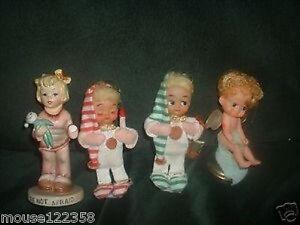 Vintage-Lot-of-Christmas-Ornaments-Japan
