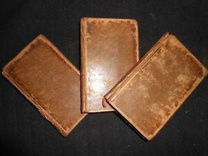 The-Poetical-Works-of-Charles-Churchill-1793-1st-Full-3-Volume-Set-Poetry-Poem
