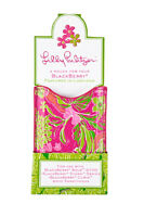 Lilly Pulitzer Luscious Pouch Cell Phone Case Ipod Touch Blackberry Curve