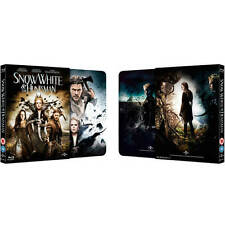 Snow White and And The Huntsman Blu-Ray  Steelbook from the UK