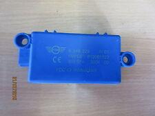 Mini Cooper r52 r53 puerta alarma módulo 6949229 BJ 2004