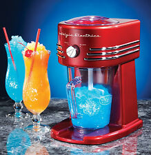 Nostalgia Electrics Frozen Beverage Maker, FBS400RETRORED New