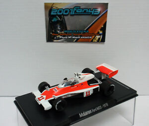 McLAREN-M23-11-James-Hunt-F1-CHAMPIONSHIP-WINNER-1976-1-43-RBA