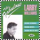 The Fabulous Larry Williams by Larry Williams (Piano/Singer) (CD, Oct-1991, Ace (Label))