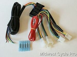 hd trailer wiring harness relay toyota tacoma trailer wiring harness trailer wiring harness with relays for honda goldwing ...