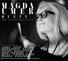 MAGDA UMER - DUETY: TAK MLODO JAK TERAZ - CD, 2015