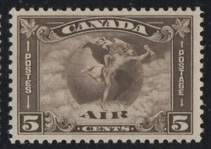 MOTON114-C2-Air-Mail-Canada-mint-never-hinged-well-centered