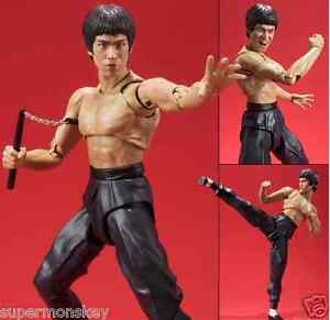 BRUCE LEE Figuarts Action Figure Bandai Bruce Lee S.H