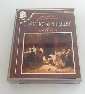 NICHOLAS-NICKLEBY-CHARLES-DICKENS-CASSETTE-TAPE