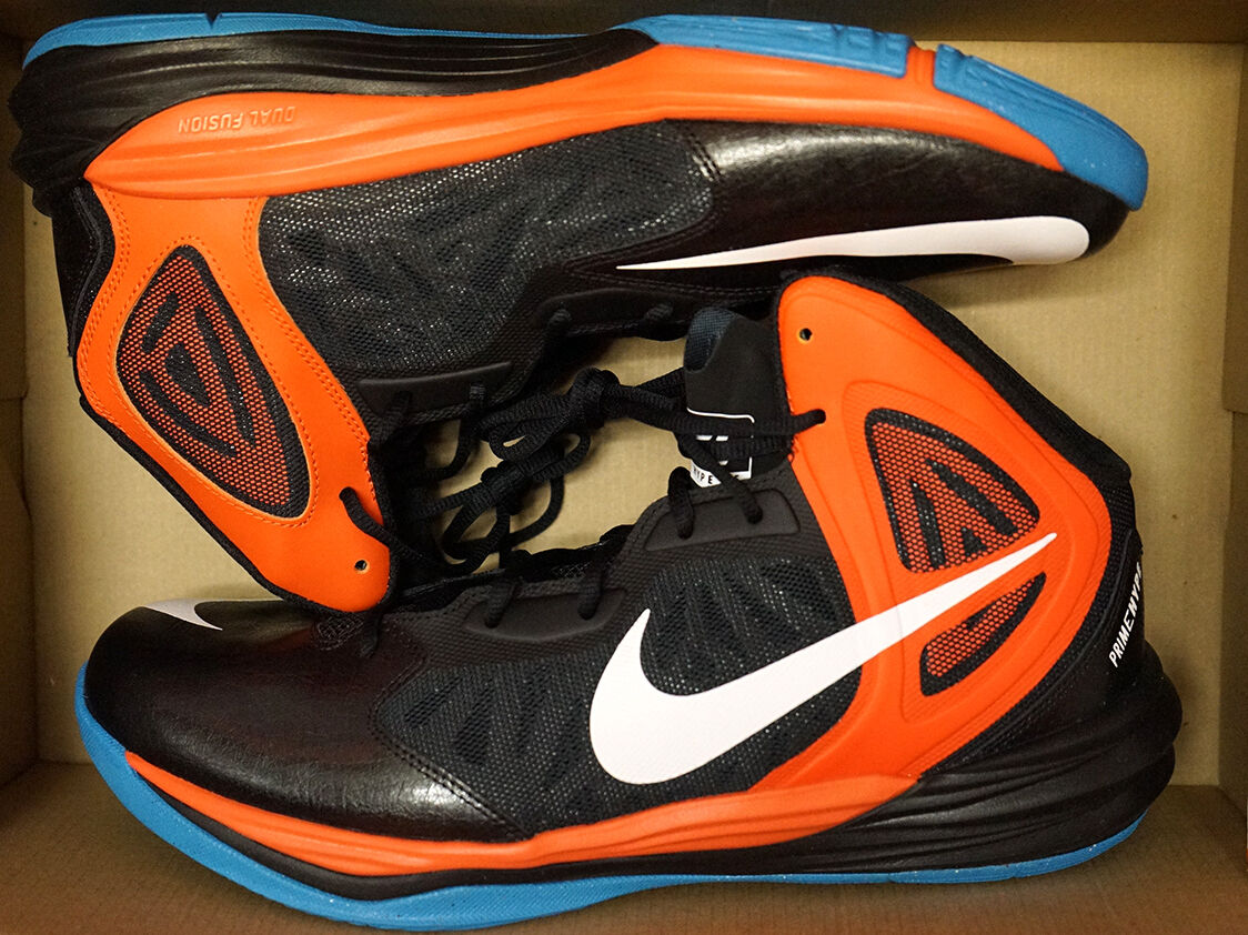 NIKE PRIME HYPE DF SIZE 13-15 hommes BASKETBALL Chaussures (683705 004)