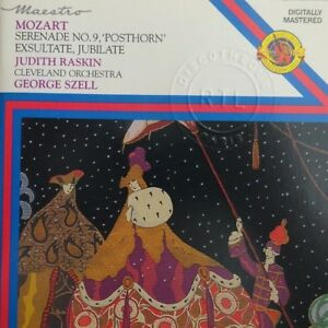 MOZART-SERENADE-N-9-SZELL-CD-ALBUM