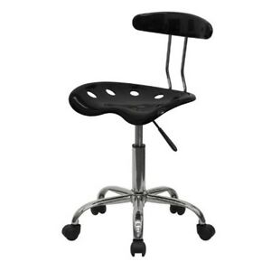 Image Is Loading Work Stool For Garage Adjustable Hydraulic Swivel Chair
