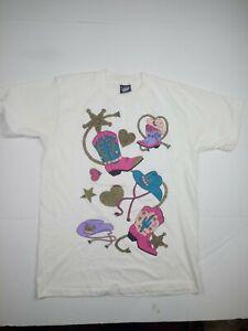Vintage 90s Chevy Heartbeat of America Screen Stars Single Stitch Shirt
