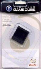 Official Nintendo Gamecube Memory Card 251 Blocks (16MB) Genuine Brand
