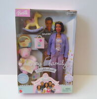 Happy Family Barbie Doll Aa Grandma Grandparent Dolls