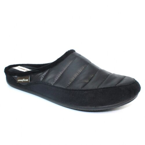 Goodyear Logic Quilted Mule Slipper