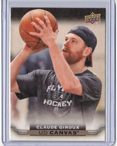 CLAUDE-GIROUX-15-16-Upper-Deck-UD-C65-65-Canvas-Insert-Hockey-Card-Flyers