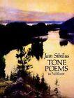 Tone Poems in Full Score: In Full Score by Sibelius (Paperback, 1991)