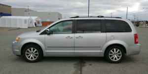 Chrysler Town&Country touring 2009  133700 km