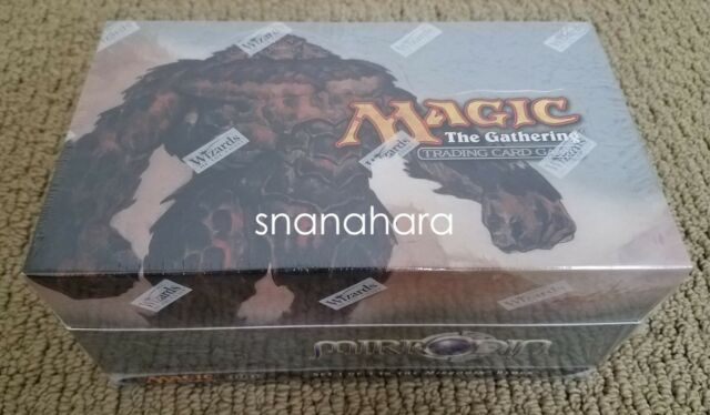 MTG Mirrodin Tournament Pack Box 12 Packs (12x) Sealed NM/M