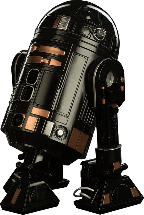 STAR WARS    R2-Q5 Imperial Astromech Droid 1 6th Scale Action Figure (Sideshow) 56bacd