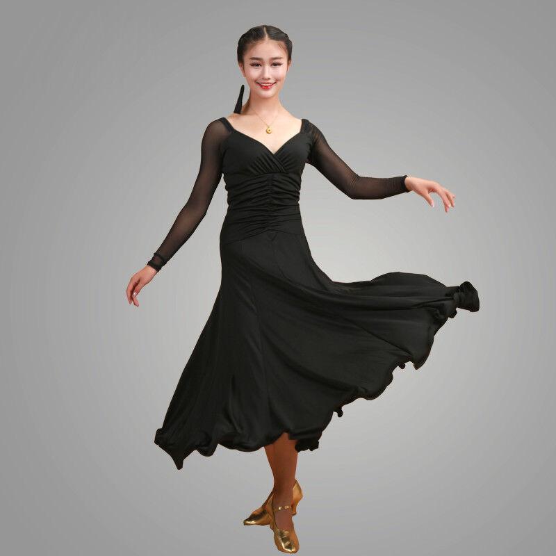 NEU Latino salsa Kleid TanzKleid Standard LatinaKleid Latein Turnierkleid CB020