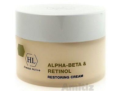 HL HOLY LAND Alpha Beta Restoring Cream with Retinol 250ml / 8.5oz