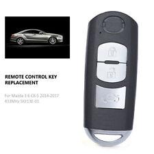 Remote Key Fob 3 Button 433mhz Ske13e 01 For 2014 2015 2016 2017 Mazda 3 6 Cx 5 Fits Mazda