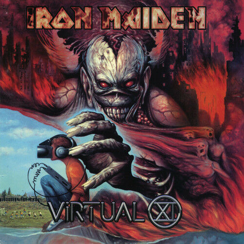 Iron Maiden - Virtual Xi [New Vinyl LP] 180 Gram