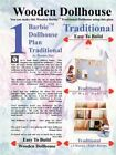 Barbie Dollhouse Plan Traditional by Dennis Day 9781435714533 Paperback 2008