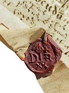 1589-VELLUM-LAND-DEED-Burnham-Market-KING-039-S-LYNN-HOME-of-CAPTAIN-VANCOUVER
