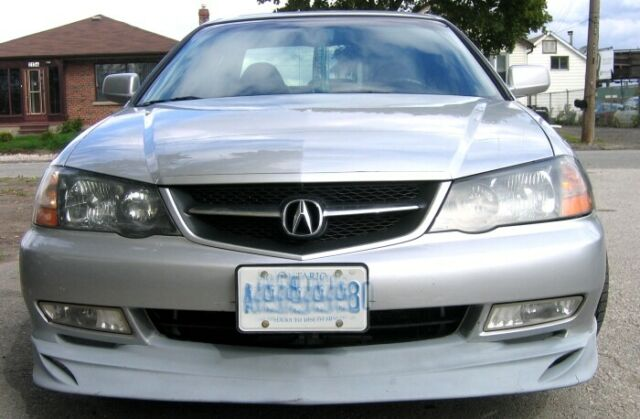 RARE 2002 2003 ACURA 3.2 TL WINGS STYLE TYPE S FRONT LIP ...