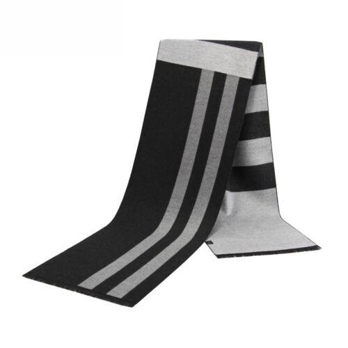 Fashion Man/'s Scarf Multi-Color Checks Viscose Polyester Make You TRENDY /& WARM