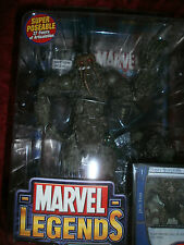 MARVEL LEGENDS  SERIES 8 MAN THING ACTION FIGURE WITH 32 PAGE COMIC BOOK