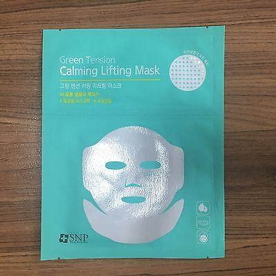 Hydrating Blue Dot Lifting Sheet Mask by snp #20