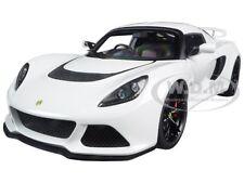 LOTUS EXIGE S WHITE 1:18 MODEL CAR BY AUTOART 75383