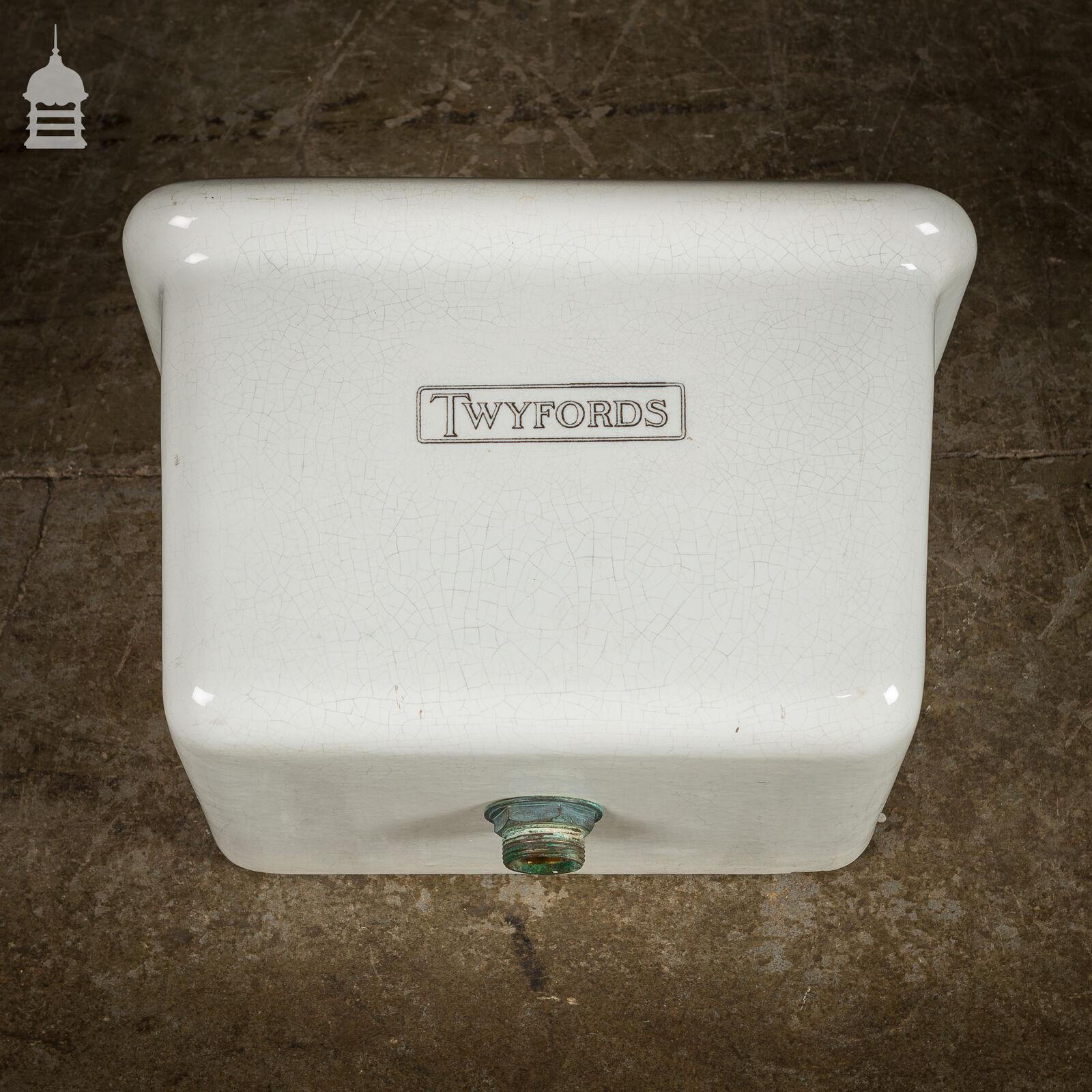 Original High Level Twyfords Urinal Cistern
