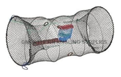 NAS écrevisse crabe homard poisson ou Piège Filet Pot 65 cm x 45 cm