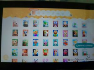 All-391-Villagers-Posters-for-Animal-Crossing-New-Horizon-pickup