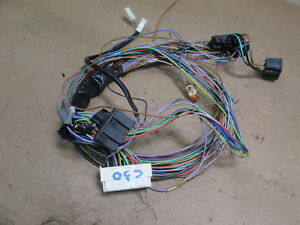 Bmw Headlight Wiring Harness | Wiring Diagram on