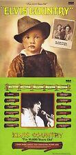 """Elvis Presley """"Elvis Country I´m 10,000 years old"""" 1971! 12 Songs! Neue CD! 1A"""