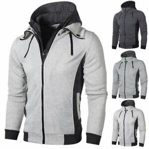 Men-Winter-Hoodie-Warm-Hooded-Sweatshirt-Jacket-Outwear-Sweater-Coat-Tops