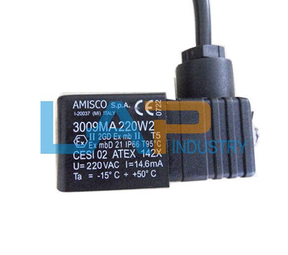 1PCS nuevo para AMISCO 3009MA220W2 AC220V Bobina a prueba de explosión