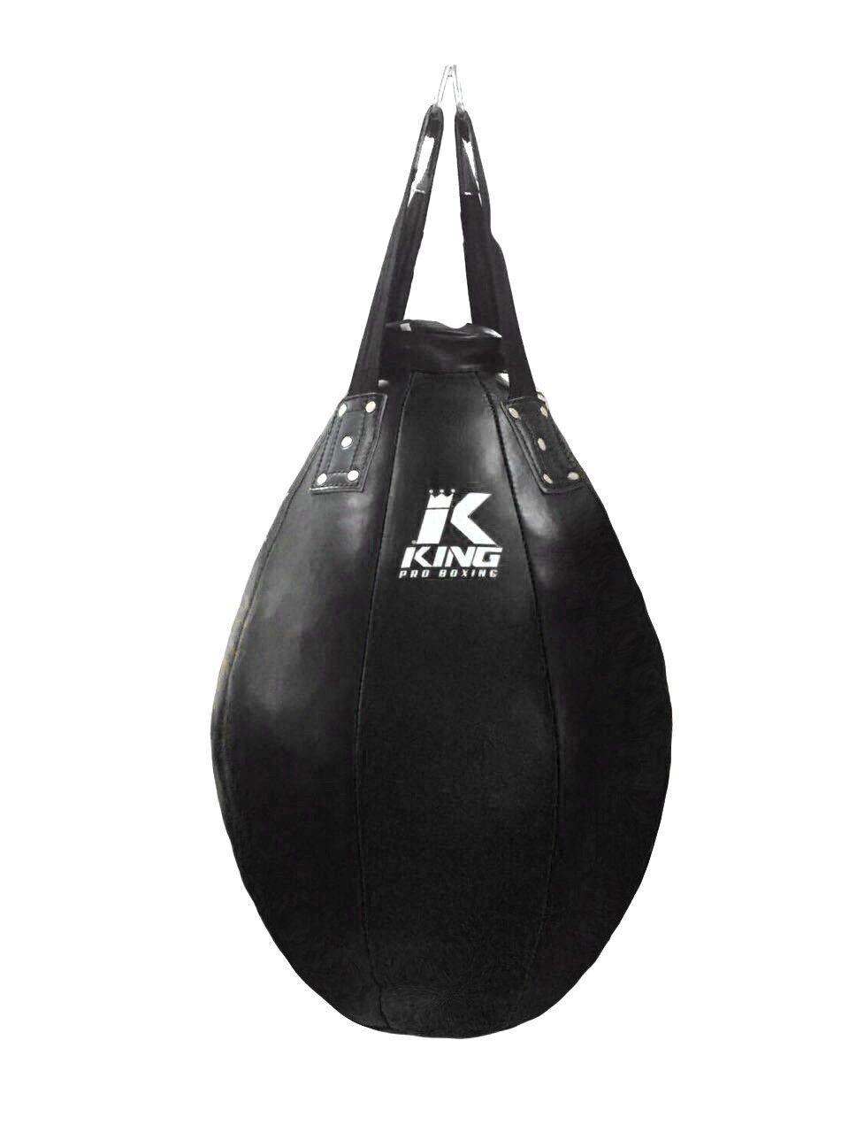 King Boxbirne KPB empty teardrop. Training Training Training Boxen Muay Thai Kickboxen 82040c