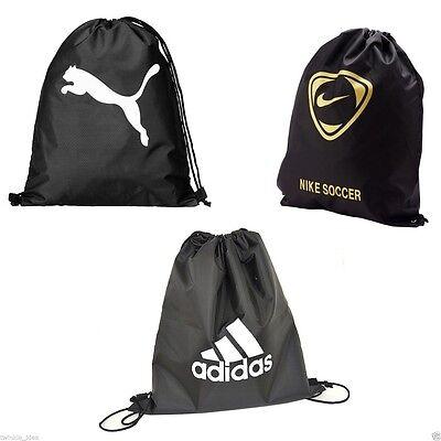 NIKE adidas PUMA Gym Sack Football Shoes Bag Soccer Shoes Backpack