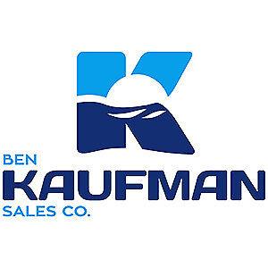Ben Kaufman Sales